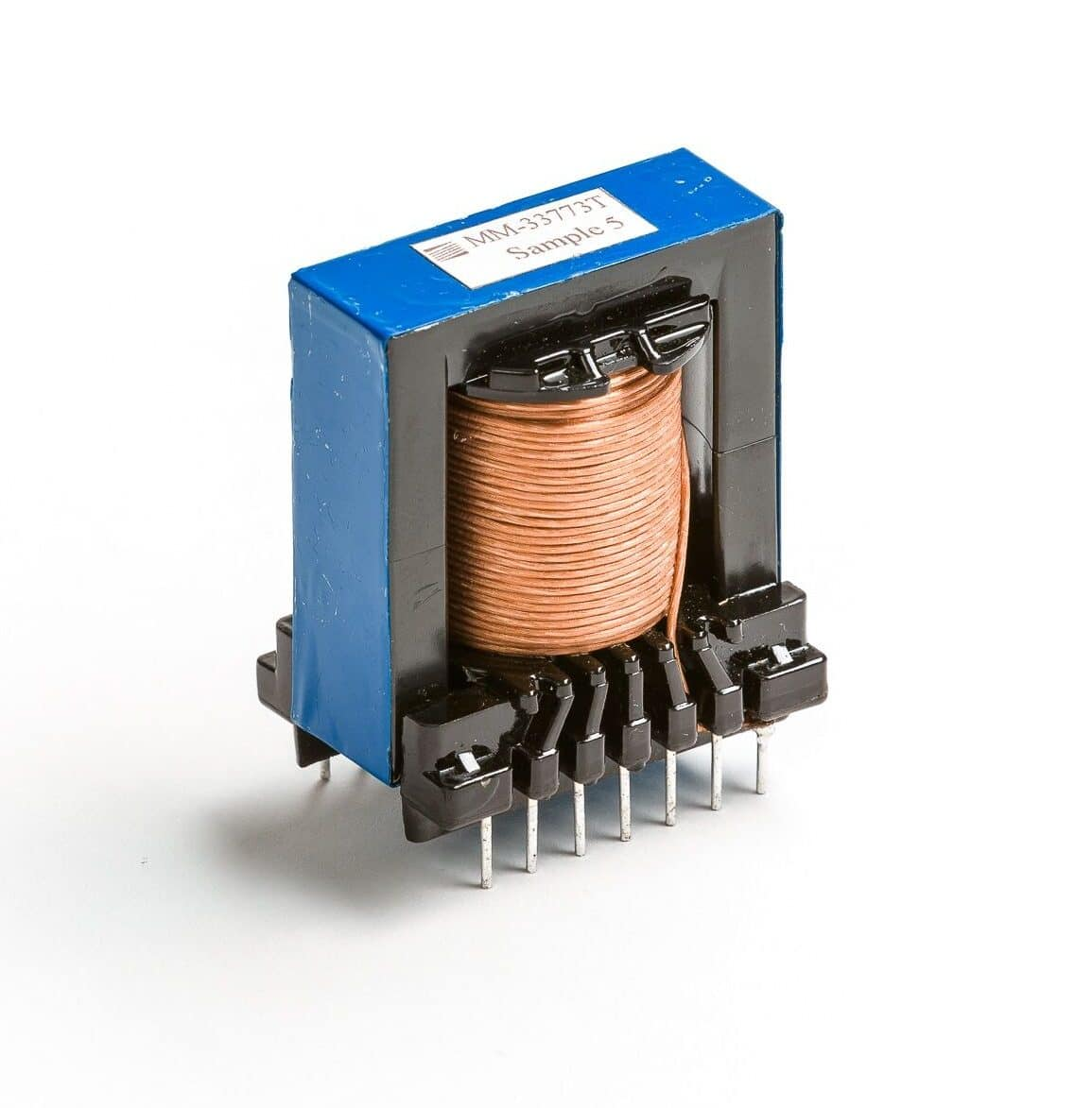 C-Core Output Transformer Electrotechnical Pressboard Metal Silicon Steel Alloy