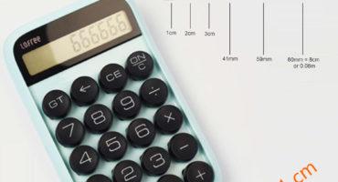 Millimetre online conversion form