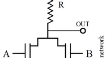 NMOS logic, N-type metal-oxide-semiconductor logic